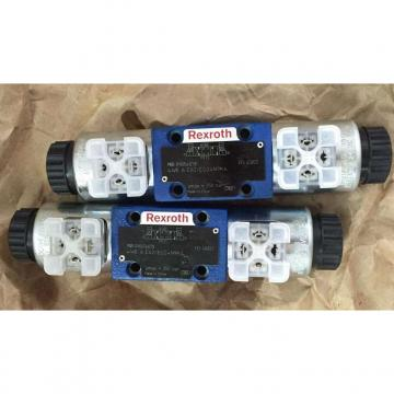 REXROTH 3WE 6 A6X/EG24N9K4 R900561180 Directional spool valves
