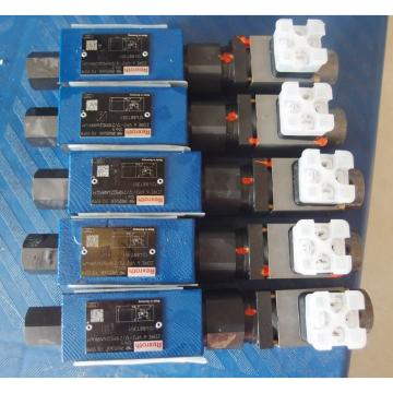 REXROTH 4WE 6 M6X/EG24N9K4 R900577475 Directional spool valves