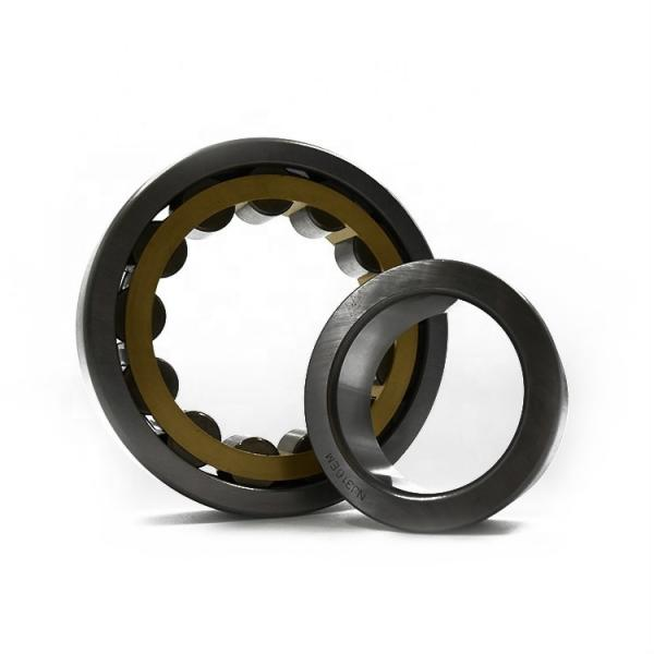 2.953 Inch | 75 Millimeter x 6.299 Inch | 160 Millimeter x 2.165 Inch | 55 Millimeter  CONSOLIDATED BEARING NU-2315E  Cylindrical Roller Bearings #1 image