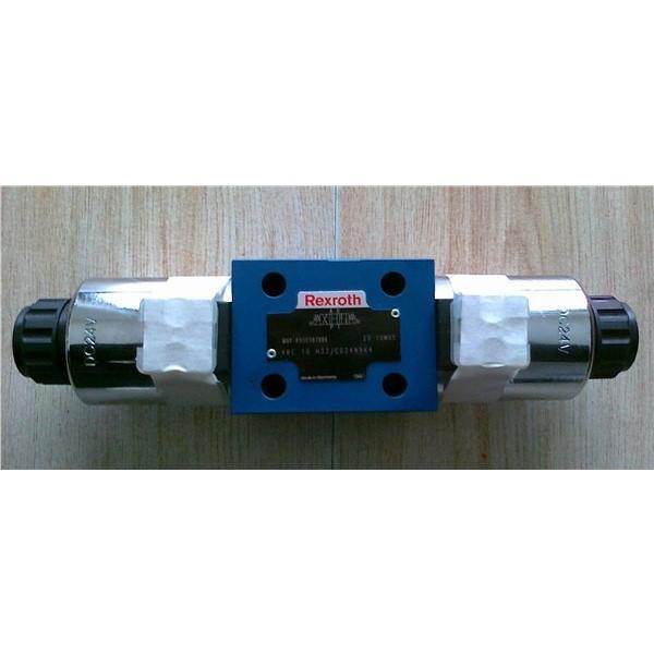 REXROTH 4WE 6 T6X/EG24N9K4/V R901034070 Directional spool valves #1 image