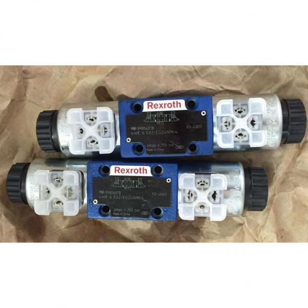 REXROTH 4WE 6 U6X/EW230N9K4/V R901396249 Directional spool valves #2 image