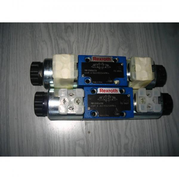 REXROTH 4WE 6 D6X/OFEW230N9K4/V R900917840 Directional spool valves #2 image