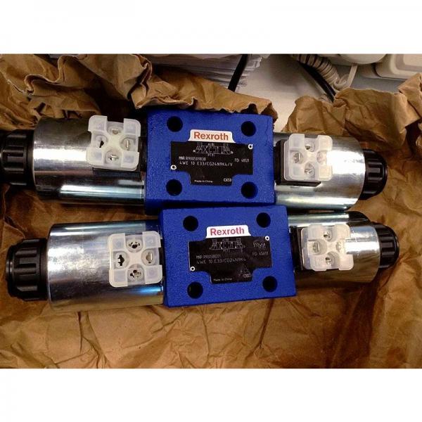 REXROTH 4WE 6 L6X/EW230N9K4/V R900923846 Directional spool valves #1 image