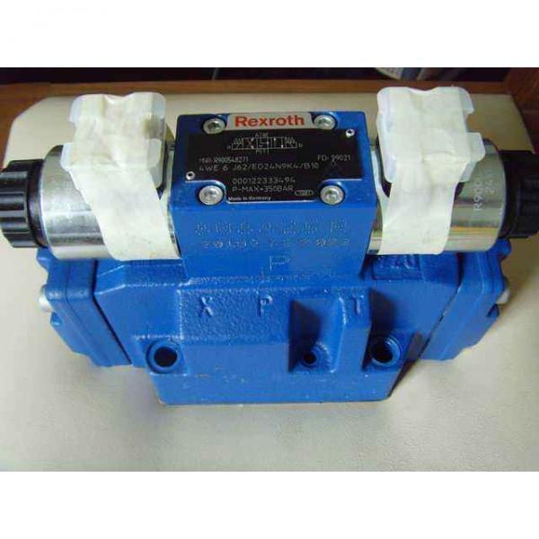 REXROTH 4 WMM 6 J5X/F R900496948 Directional spool valves #2 image