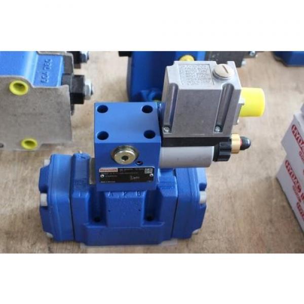 REXROTH 4WMM 6 J5X/ R900469302 Directional spool valves #1 image